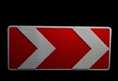 Знак 1.34.1-1.34.2