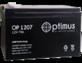Аккумулятор 12В 7 А∙ч (OP 1207)