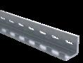 L-образный профиль, L3000, толщ.2,5 мм, цинк-ламель DKC (BPM2530ZL) кратно 3м