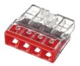 2273-204 ∙ Экcпресс-клемма, 4-проводная до 2,5 мм² WAGO (07-5133)