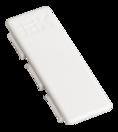 CKK-40D-SL75-K01 ∙ Соединитель на стык лицевой для крышки 75 ∙ кратно 20 шт