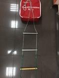 Лестница веревочная спасательная цепная ЛВСЦ 20