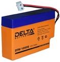 Аккумулятор 12В 0,8 А∙ч (DTM 12008)