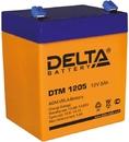 Аккумулятор 12В 5 А∙ч (DTM 1205)