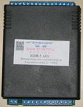 Домофон-СБ KOM1-4AV Коммутатор