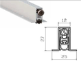 Порог автоматический Модель ALETTE, 1230 мм (40/1)