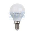 Лампа LED G45 E14  5W 4000K 435Lm 220V STANDARD Lamper (601-653)