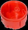 Коробка установочная 80-0520 безгалогенная (HF) 70х40 (208шт/кор) Промрукав