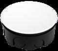 Коробка распаячная 80-0851 для с/п безгалогенная (HF) 106х42 (92шт/кор) Промрукав