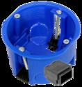 Коробка установочная ГСК 80-0600П безгалогенная (HF) 64х44 (200шт/кор) Промрукав