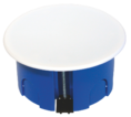 Коробка распаячная ГСК 80-0900 для с/п безгалогенная (HF) 79х44 (132шт/кор) Промрукав