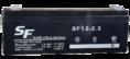 Аккумулятор 12В 2,2 А∙ч (SF 12-2,3)