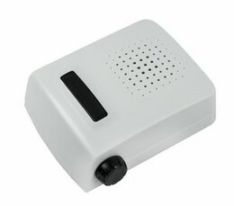 Звонок электрический 220 вольт с регулятором громкости (73-0110)