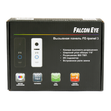 Falcon Eye FE-ipanel 3 ID (Black)