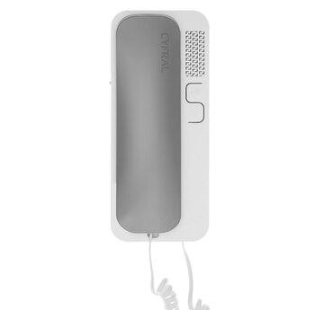Цифрал Cyfral Unifon Smart U серо-белая