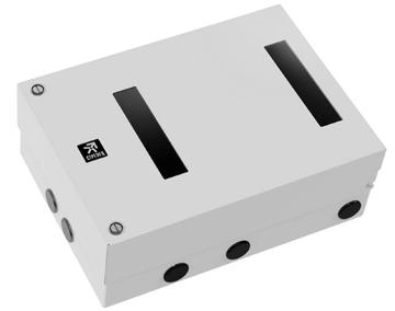 Аргус-Спектр ШМ1 Шкаф монтажный