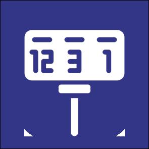 Импульсные табло и системы часофикации