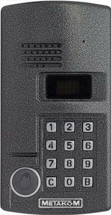Метаком MK2003.2-RFEV Блок вызова видео